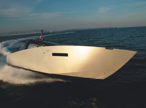 Ibiza motorboat Difer 54 rental