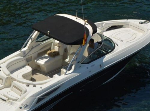 Motorboat Sea Ray 300 SLX Ibiza