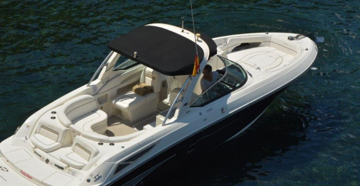 Lancha Sea Ray 300 SLX ibiza 1