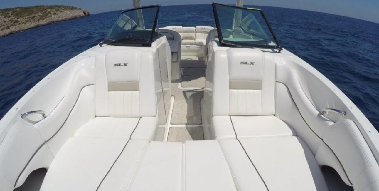 Lancha Sea Ray 300 SLX ibiza 123