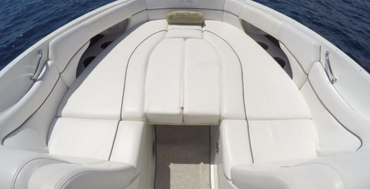 Lancha Sea Ray 300 SLX ibiza