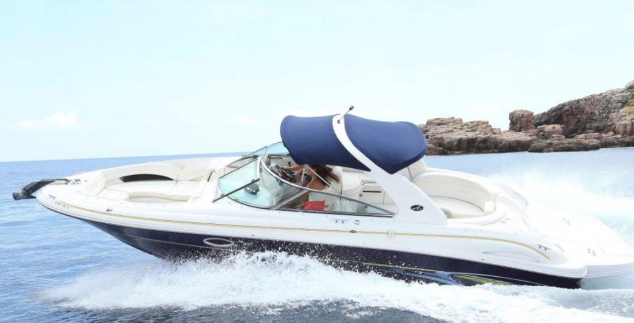 Sea Ray 295 Bow Rider ibiza