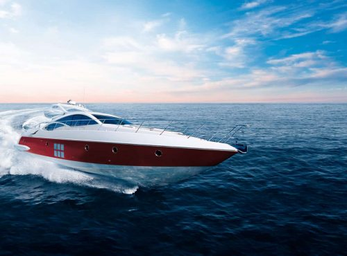 Rent Yacht Azimut 68 in Ibiza