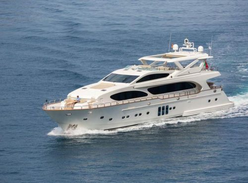 Luxury Yacht Hire in Palma and Ibiza