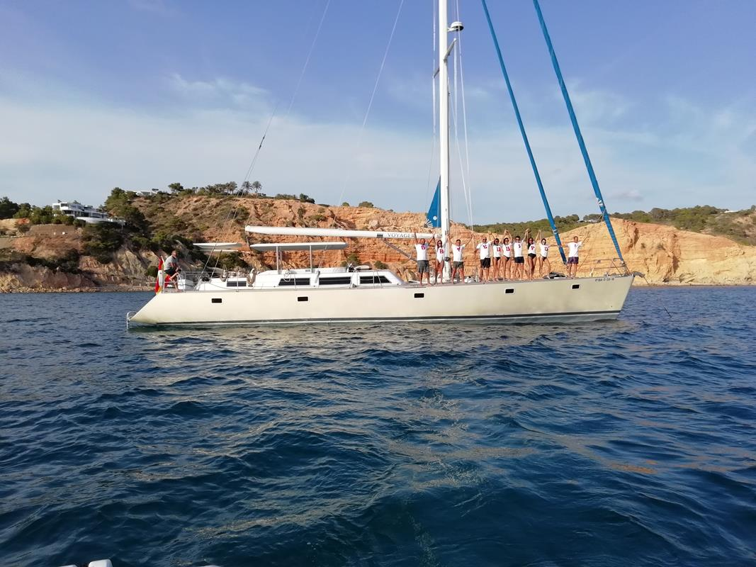 sailboat rental ibiza 14