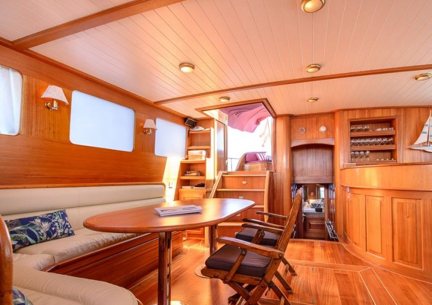 ibiza goleta why not charter