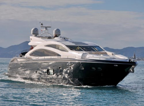 Ibiza Sunseeker Predator 84 ARIYAS with 4 cabins