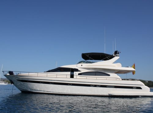 Mallorca charter Astondoa 72 with 4 cabins