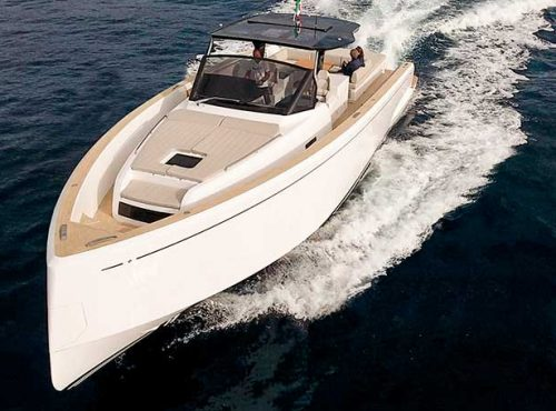 Pardo 50 New design yacht for rent