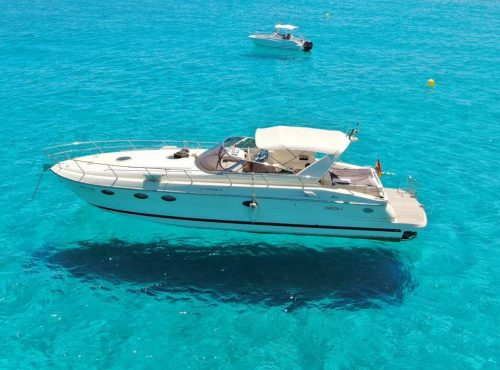 Hire Yacht Ilver Mirable 41